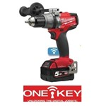 prezzo milwuakee M18 ONEPD ONE-KEY  FUEL 18v 5,00 Ah