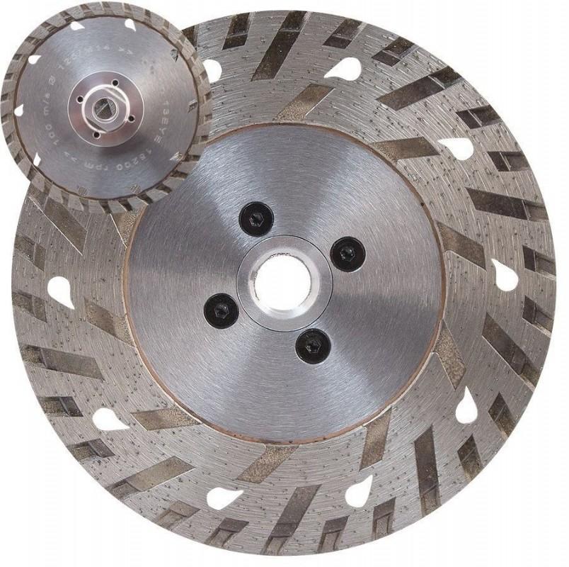 Prezzo disco diamantato d 125 taglio affilatura m14 c d - Disco taglio piastrelle ...