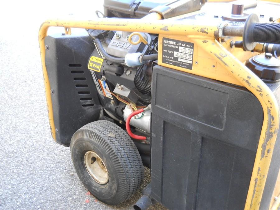 Prezzo centralina idraulica hp 40 partner - Husqvarna