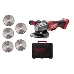 prezzo milwaukee M18 CAG115-0 FUEL