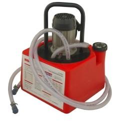 Pompa per lavaggio caldaie usata