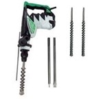 prezzo MARTELLO DEMOLITORE PERFORATORE HITACHI DH 45MR + KIT PUNTE