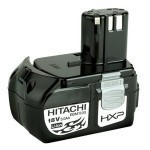 prezzo Batterie al litio 18v Hitachi EBM1830