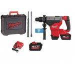 prezzo MARTELLO A BATTERIA MILWAUKEE  M18 FHM-122C Fuel SDS-MAX